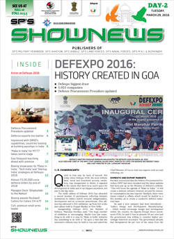 SP's Show News to Defexpo 2016  - Day 2